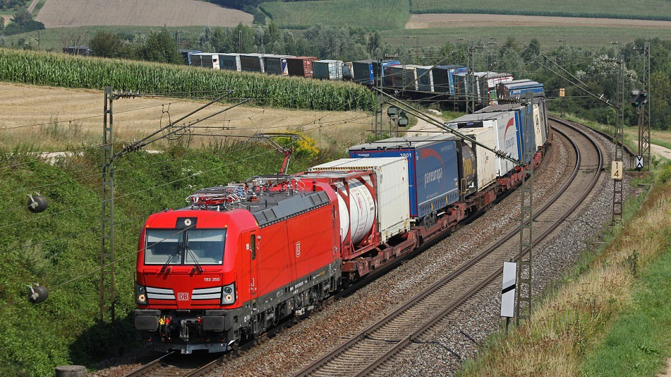 Deutsche Bahn Cargo joins Rail-Flow